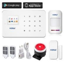 GSM сигнализация Kerui G18 беспроводной комплект