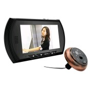 Цифровой Видеодомофон, 720P, экран 4.3″ с записью на флеш-карту