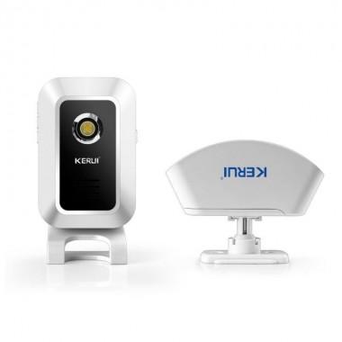 Оповещатель движения Kerui беспроводной, автономный, сигнализация