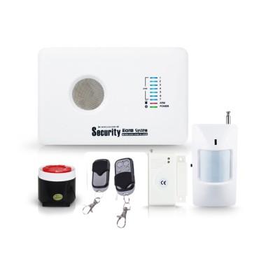 GSM сигнализация iS-4 беспроводной комплект
