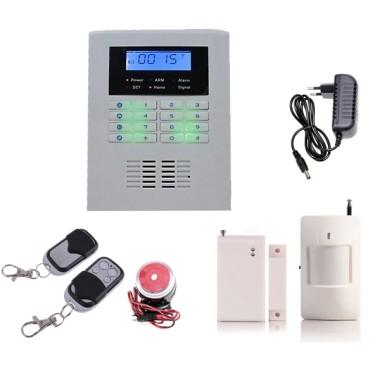 GSM сигнализация iS-5 беспроводной комплект