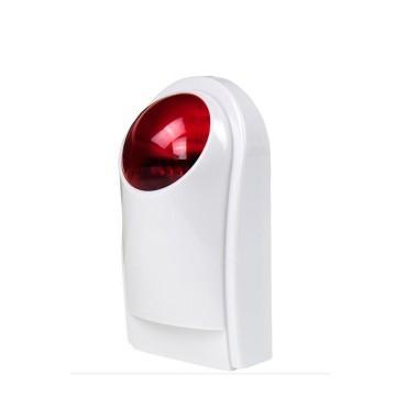 Беспроводная светозвуковая сирена 120 дБ