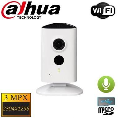 3 МП IP wi-fi видеокамера Dahua DH-IPC-C35P