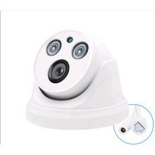 AHD камера купольная внутренняя пластиковая 5MP HD 2560*1920 3.6мм