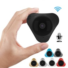 1.3MP Wi Fi IP камера 360 градусов, панорамная, рыбий глаз, пластиковая HD 960P P2P