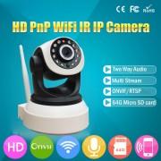 Роботизированная Wi Fi IP камера iS-1 HD 720P 1/4 3.6mm P2P Onvif