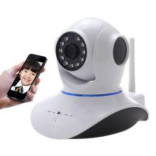 Роботизированная Wi Fi IP камера iS-3 HD 720P P2P 1МП с охранной сигнализацией