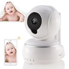 Роботизированная Wi Fi IP камера iS-4 HD 720P P2P 1МП с охранной сигнализацией